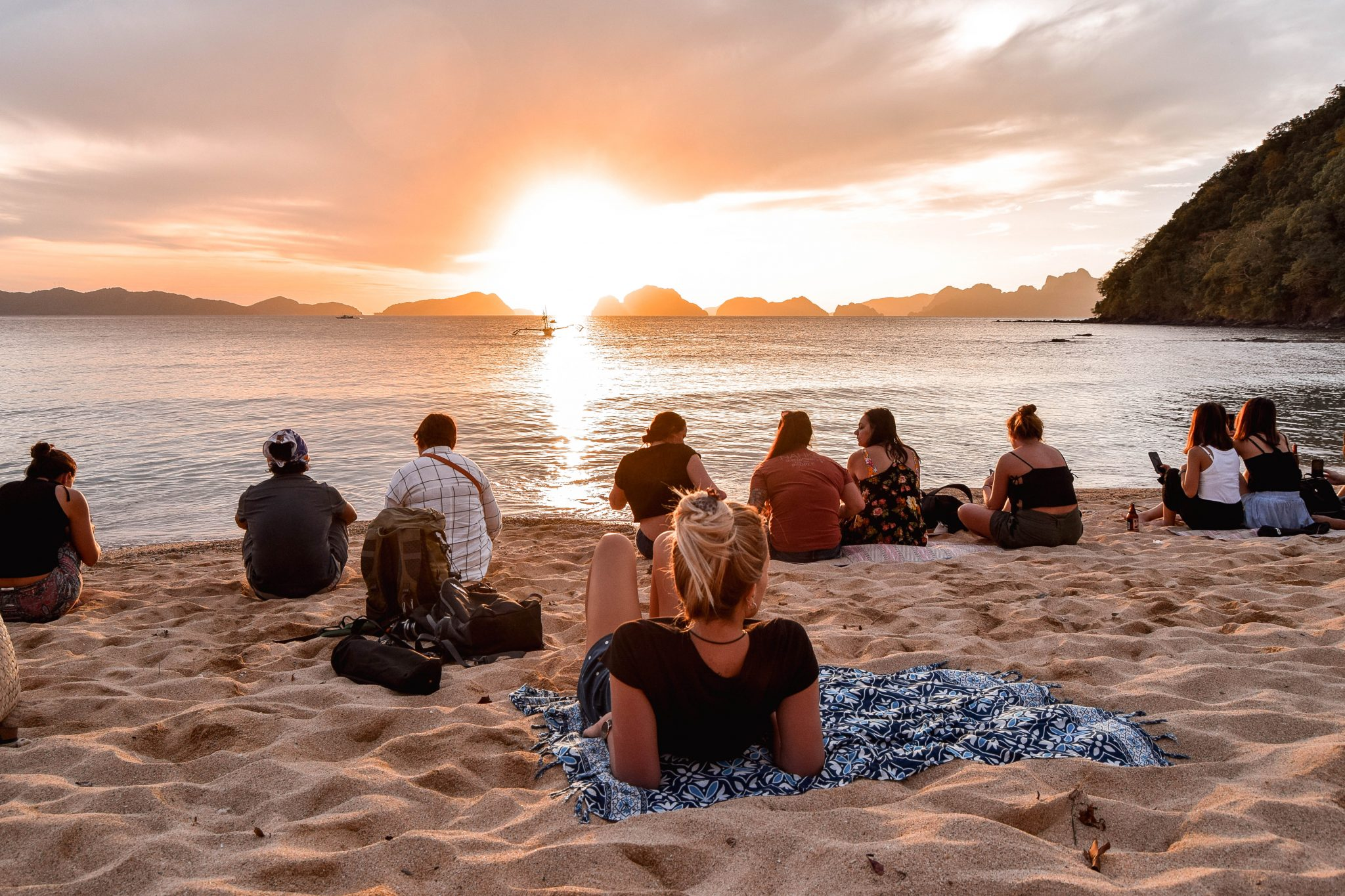 10 El Nido Beaches for Your Next Motorbike Adventure