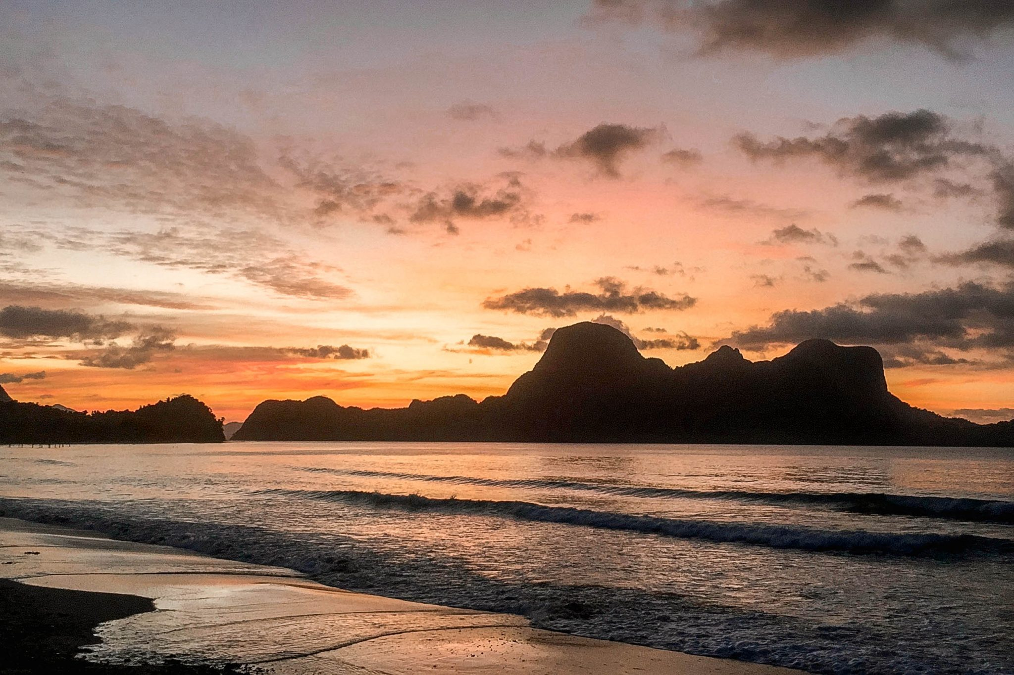 Lio Beach El Nido Best Beaches In El Nido Things To Do In El Nido Sunset Lio Beach