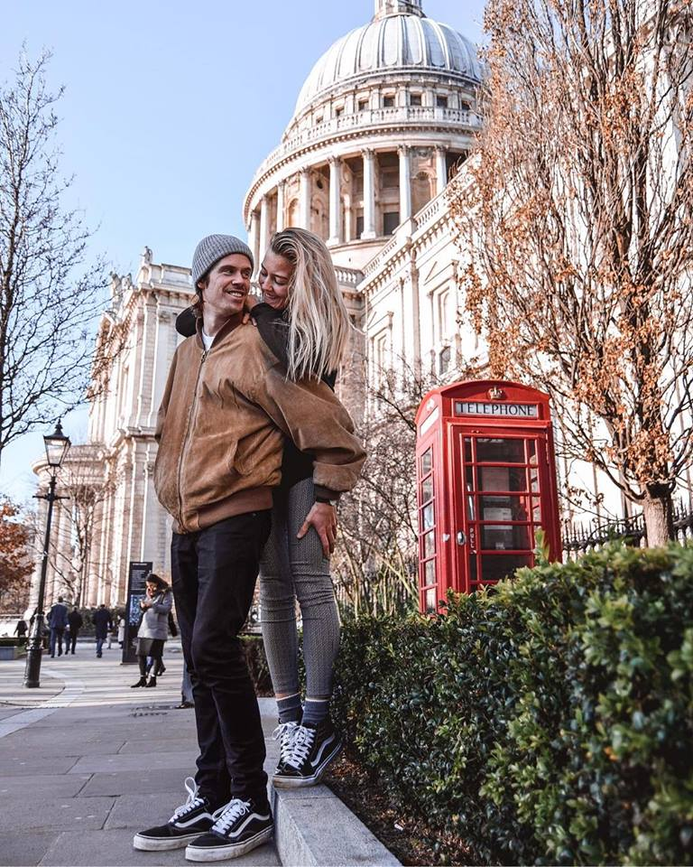 Instagrammable Places In London St Pauls Cathedral Instagram