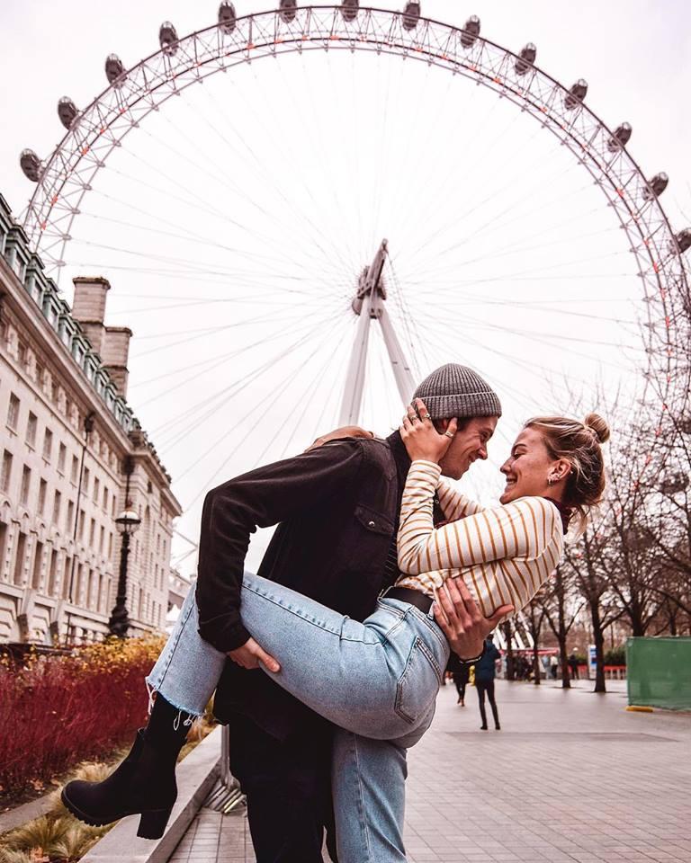 London Eye Instagrammable Places In London Instagram Spots