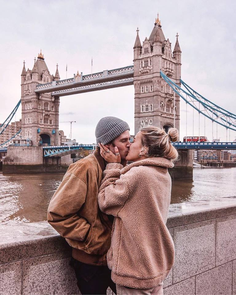 Instagrammable Places In London Tower Bridge Instagram