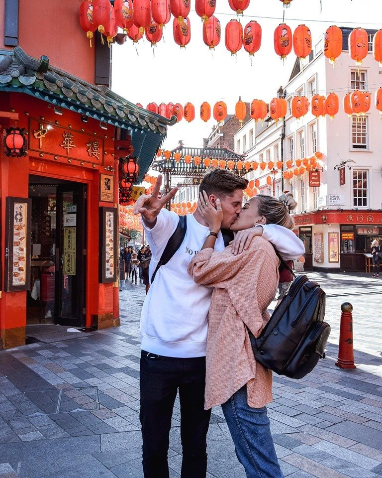 Chinatown London Instagrammable Places In London