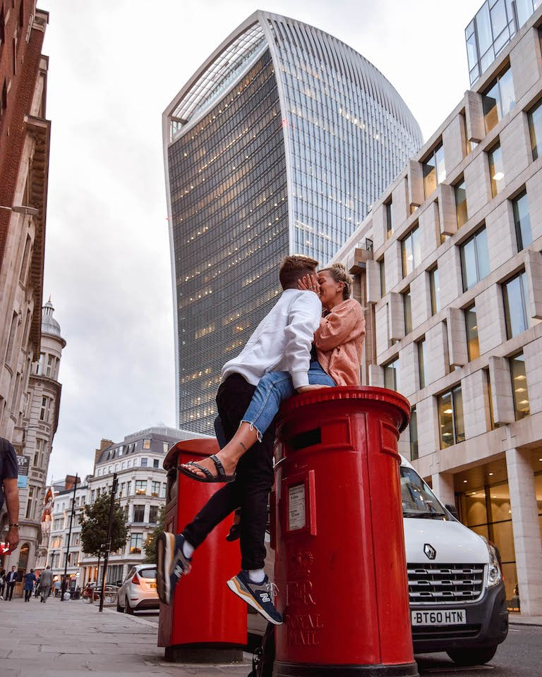 Sky Garden London Walkie Talkie Instagrammable Places In London