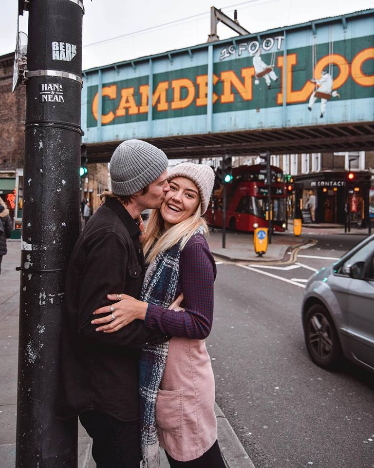 Instagrammable Places In London Camden Town Instagram
