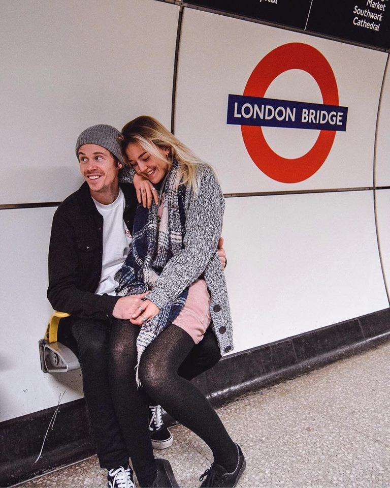 Instagrammable Places In London Underground Instagram