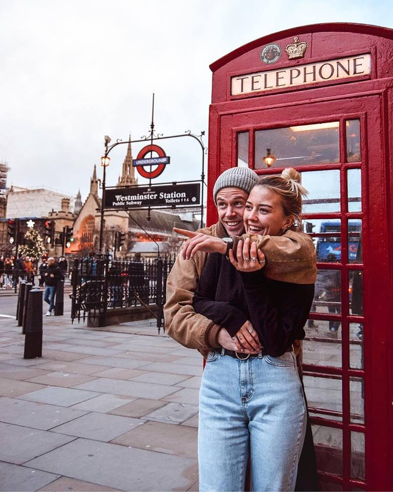 Instagrammable Places In London Westminster Instagram