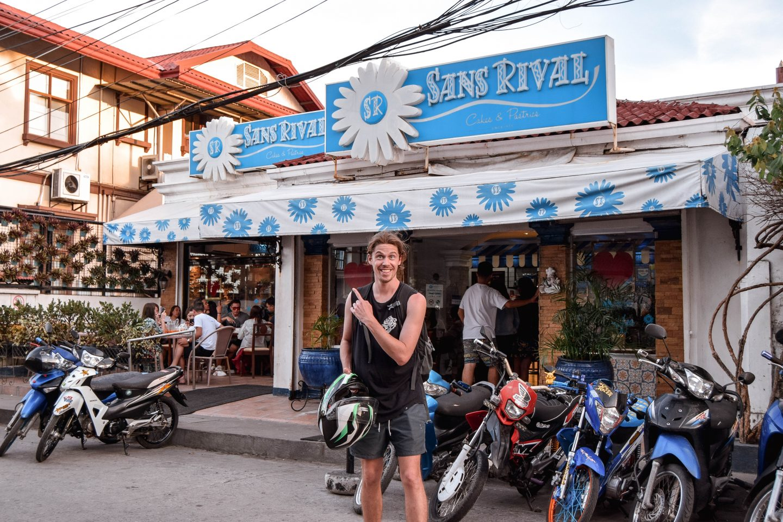 Sans Rival Dumaguete Sans Rival Cake Sans Rival Silvanas Dumaguete Tourist Spots