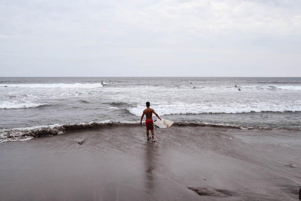 Echo Beach Bali Beaches In Canggu Beach