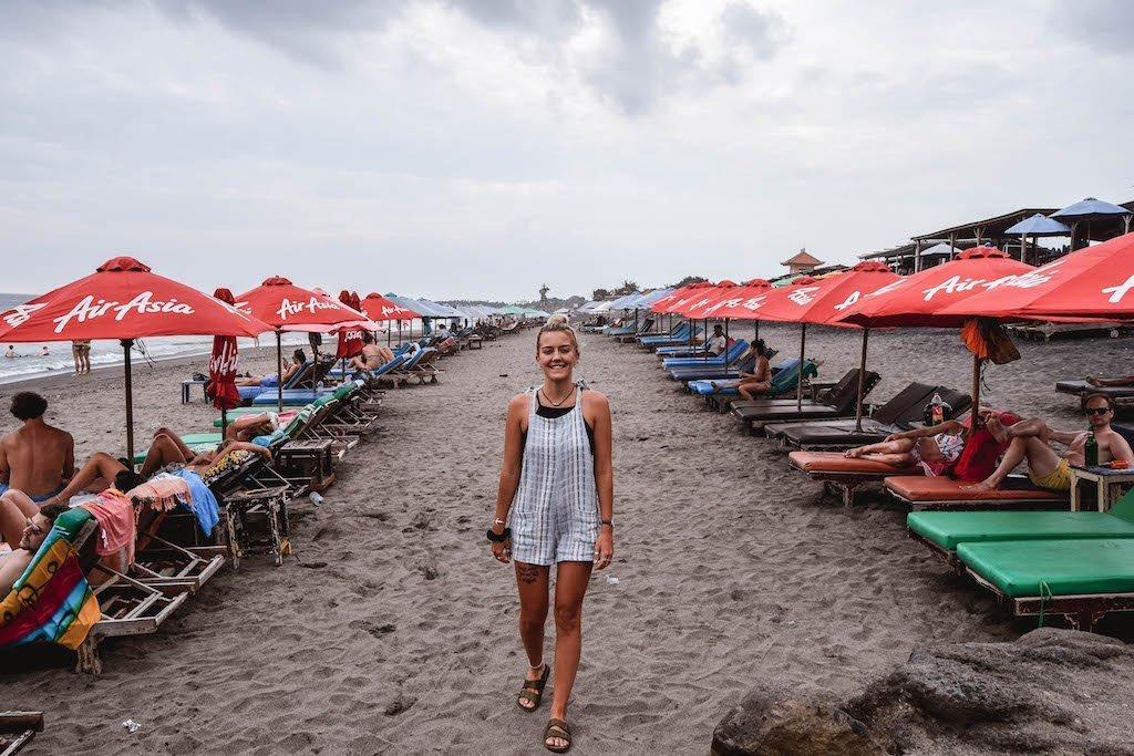 Beaches In Canggu Beaches Echo Beach Bali Beaches In Canggu Beach