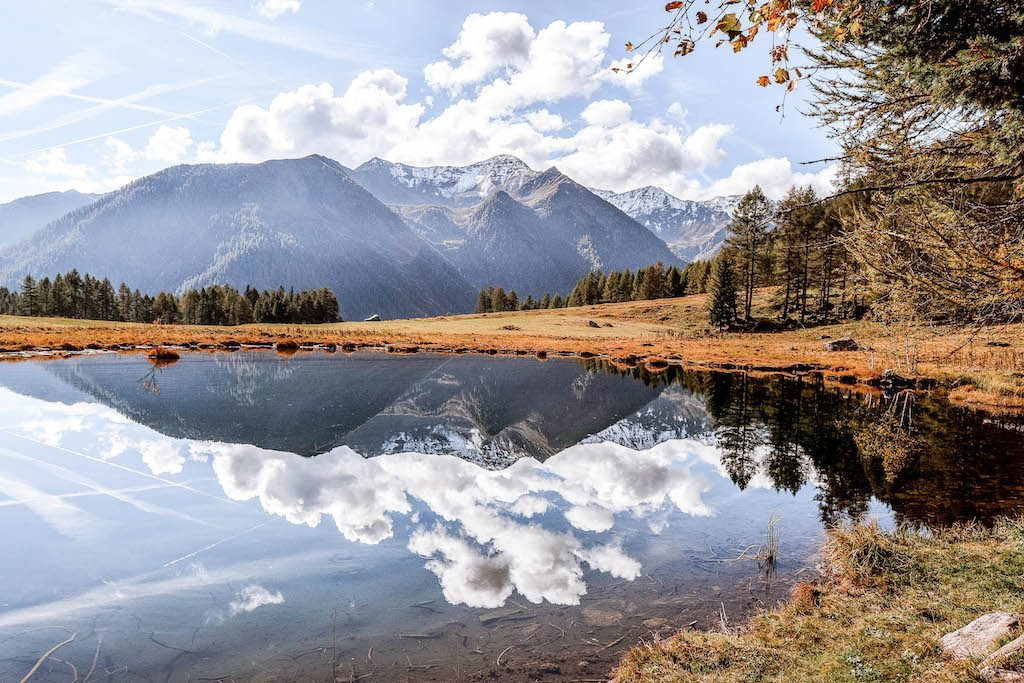 Lago Covel Val Di Sole Lago Di Covel Val Di Sole Lakes In Trentino