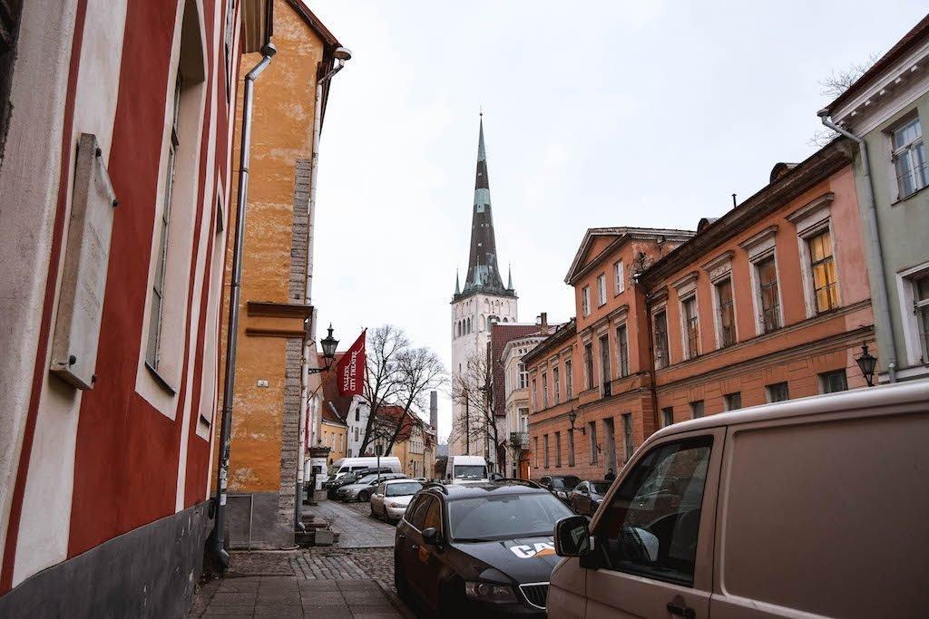 St Olaf Church Tallinn Things To Do In Tallinn In Winter Tallinn Things To Do - St Olaf's Church Tallinn Estonia