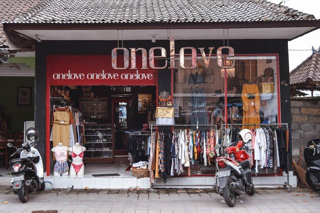 Canggu Shopping In Canggu Best Shops In Canggu One Love Canggu