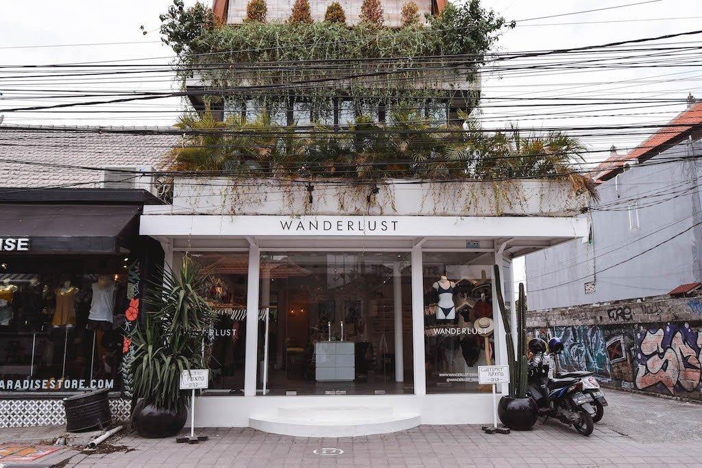 Wanderlust Bali Canggu Shopping In Canggu Best Shops In Canggu