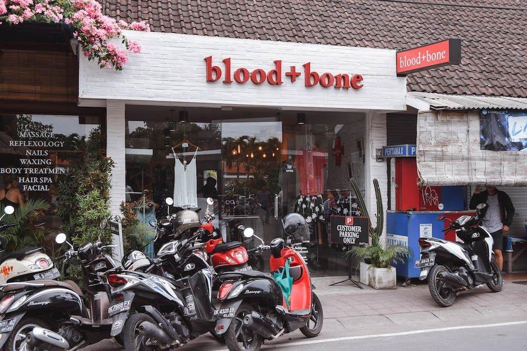 Canggu Shopping In Canggu Best Shops In Canggu Blood N Bone Bali