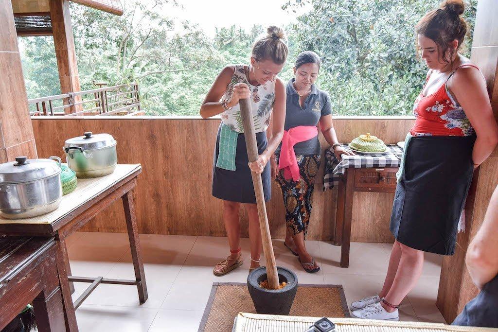 Paon Bali Cooking Class Ubud Cooking Class Bali Bucket List