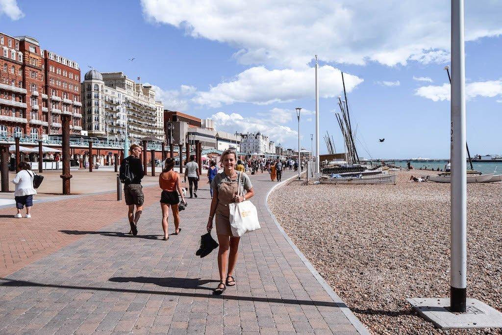 Brighton Promenade Fun Things To Do In Brighton
