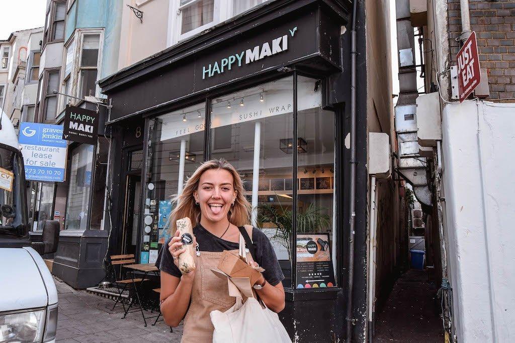 Happy Maki Brighton Fun Things To Do In Brighton