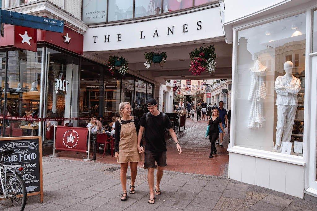 The Lanes Brighton Fun Things To Do In Brighton