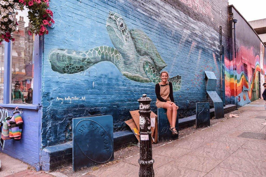 Wall Art Brighton Fun Things To Do In Brighton