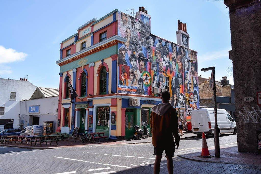 Prince Albert Pub Brighton Fun Things To Do In Brighton