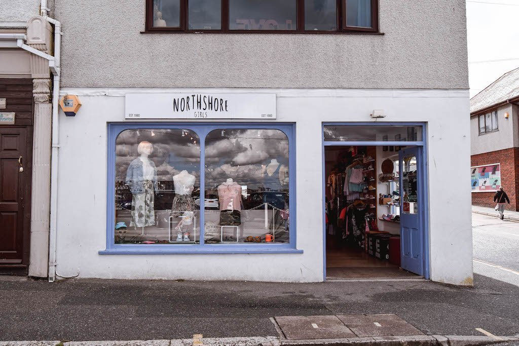 Northshore Newquay Shopping In Newquay Shops