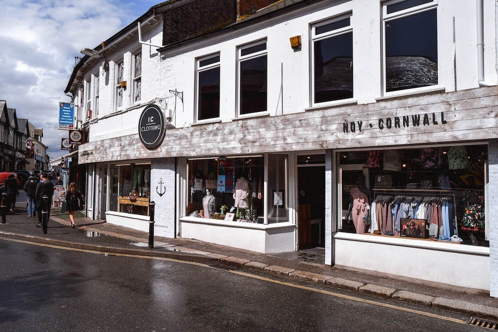 IC Clothing Newquay Shopping In Newquay Shops