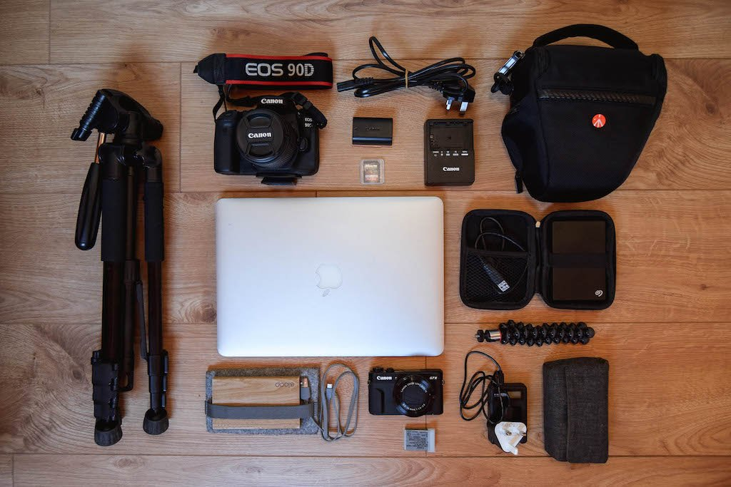 Travel Photography Gear What Equipment Do We Use