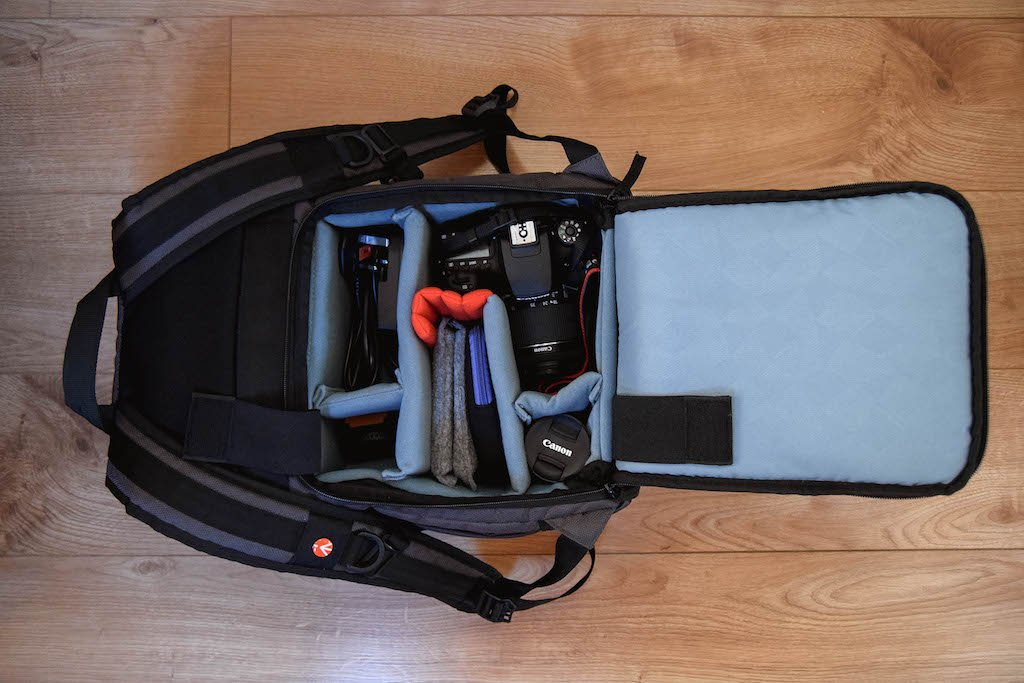 Manfrotto Backpack Manfrotto Bag Travel Photography Gear