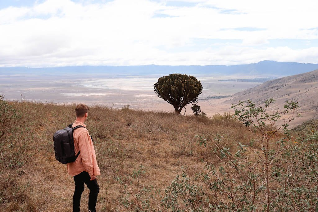 Ngorongoro Crater Safari Manfrotto Backpack Manfrotto Bag Travel Photography Gear