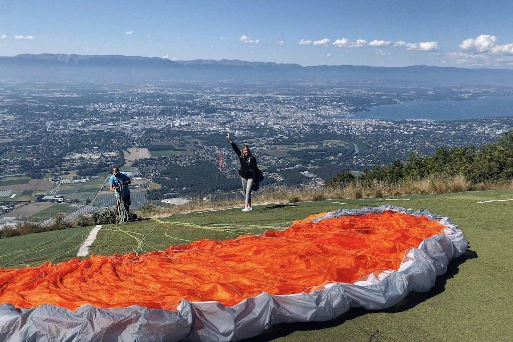 Paragliding Geneva Saleve Paragliding Geneva 3 Days In Geneva 3 Day Geneva Itinerary