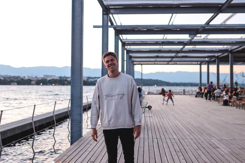 Restaurant De La Plage & Buvette Eaux Vives District 3 Days In Geneva 3 Day Geneva Itinerary