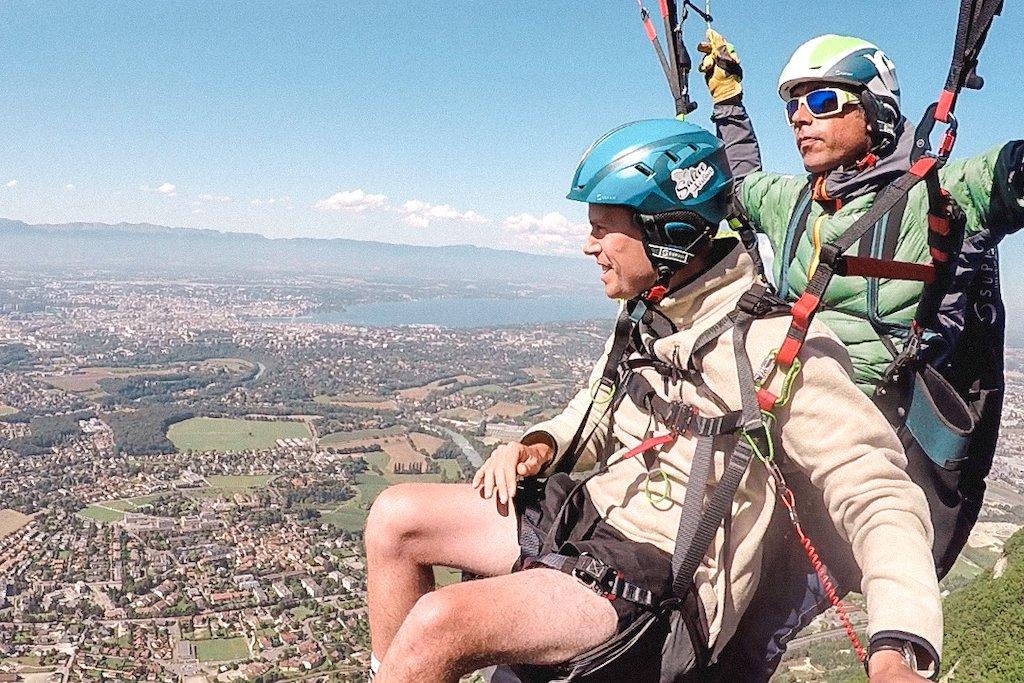 Saleve Paragliding Geneva Paragliding 3 Days In Geneva Itinerary