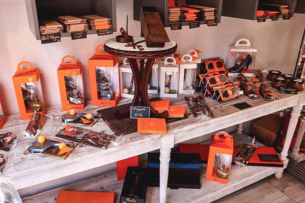 Philippe Pascoet chocolate Carouge 3 Days In Geneva Itinerary
