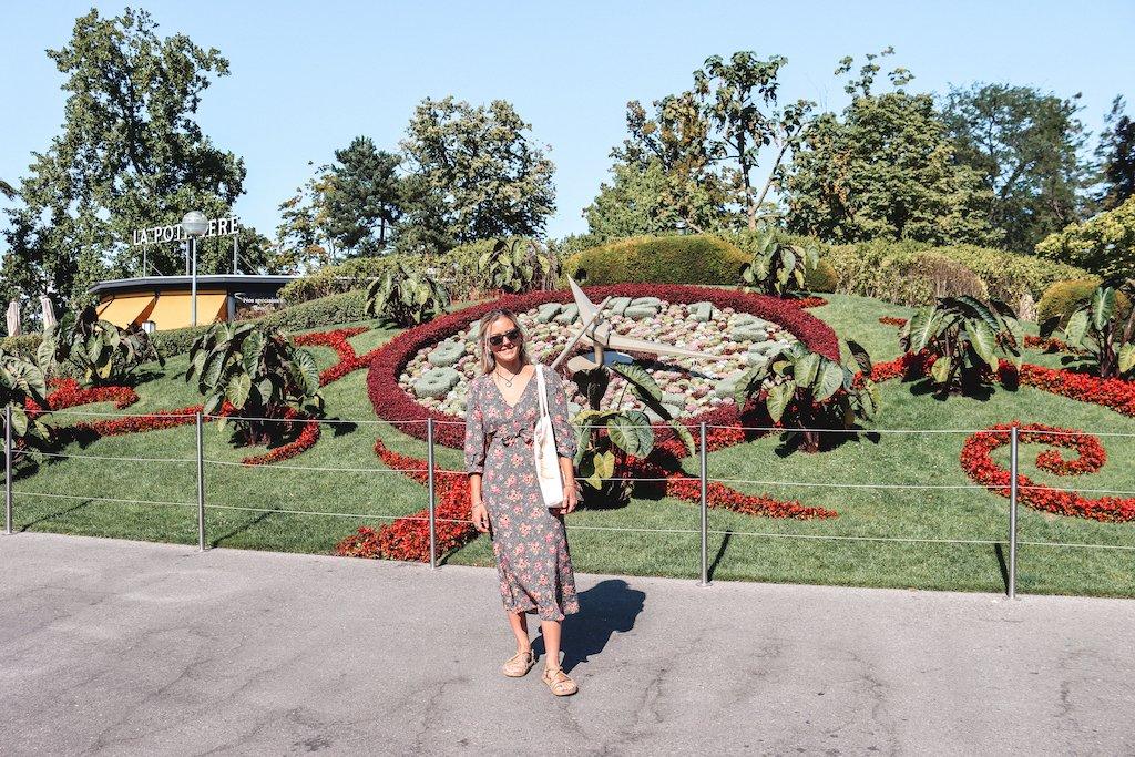 English Gardens Ferris Wheel Geneva 3 Days In Geneva 3 Day Geneva Itinerary