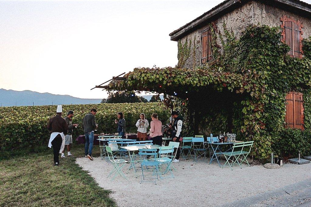 La Cabuche Vineyard 3 Days In Geneva 3 Day Geneva Itinerary